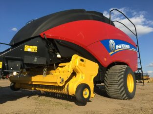 New Holland Big Square Baler