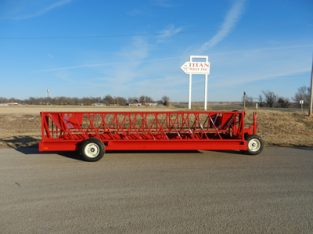 Titan West Portable Hay Feeder