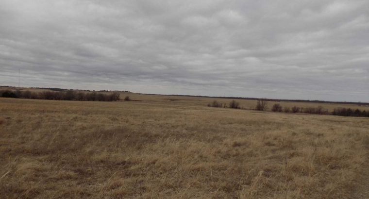 320 acres in Woodson County, Kansas