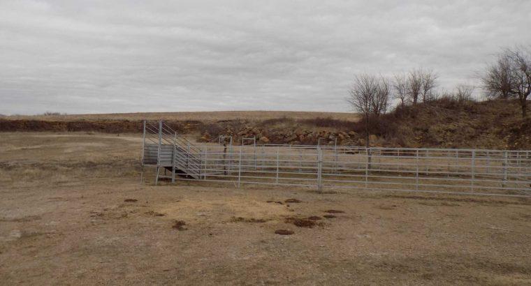 320 acres in Woodson County, Kansas