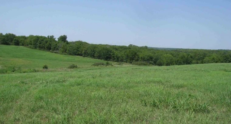 43 acres in Franklin County, Kansas