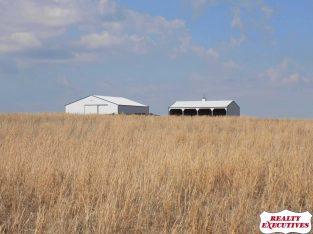 80 acres in Bourbon County, Kansas