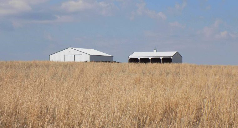 80 acres in Bourbon County, Kansas