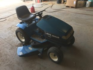 New Holland LS55 Lawn Mower