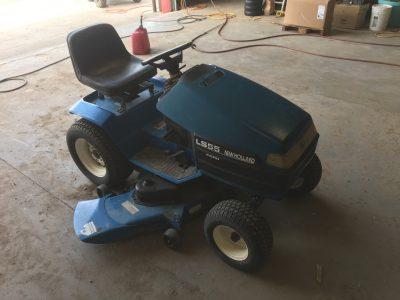 New Holland LS55 Lawn Mower