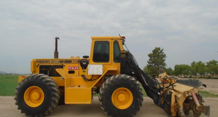 Brown Bear 300B Tractor