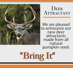 Deer Attractant