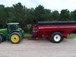 Brent Grain Cart – SOLD