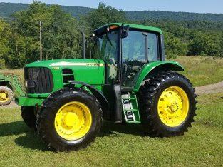 John Deere 7330 Ag Tractor