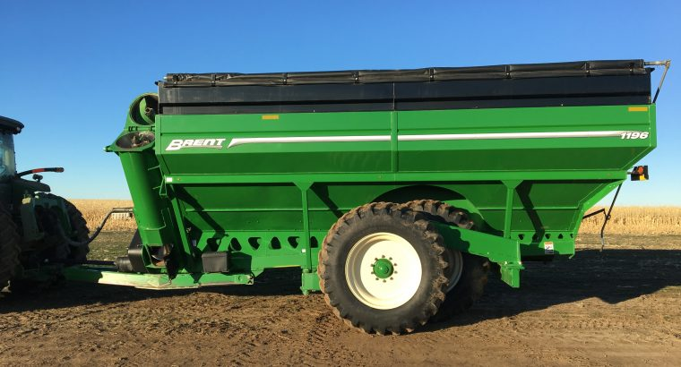 Grain Cart