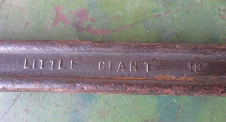 Little Giant 4 way wrench