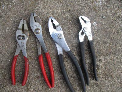 Proto 252 metal hose clamp pliers