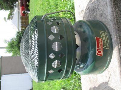 Vintage 3000-5000 BTU Portable Heater